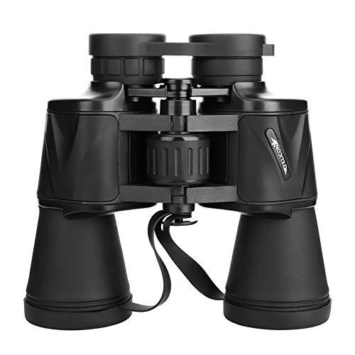 FE-12X50 Prismáticos, Zoom 12x, Distancia Efectiva de 10-3000M, BAK4 Prism para Caza al Aire Libre y Observación de Aves