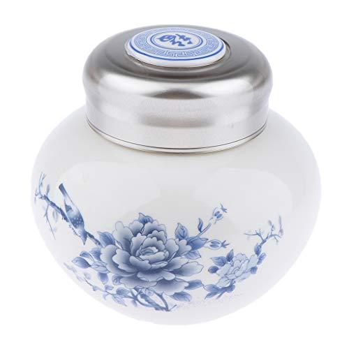 Toygogo 1000ML Pots De Voyage Pour Lotions, Crèmes Et Maquillage Contenant De - Pivoine