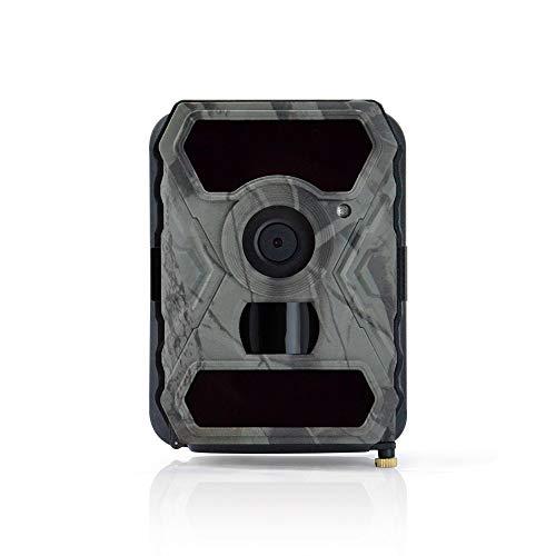YANGJIAN S880 5MP IR-Nachtsicht-Sicherheits-Jagdspurkamera, Sunplus 5330-Programm, 100 Grad Weitwinkel, 110 Grad PIR-Erfassungswinkel