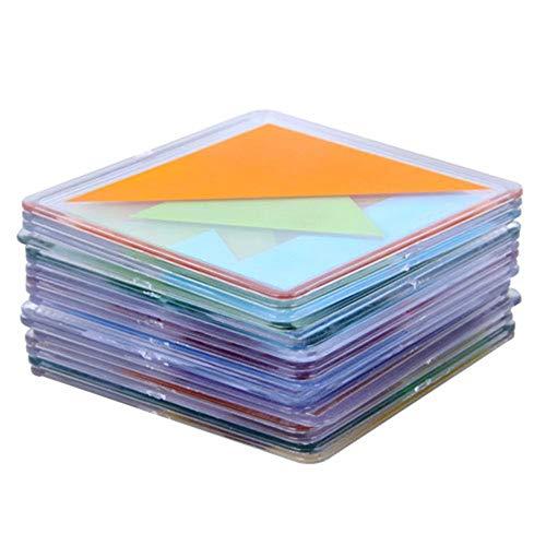 Yifuty Puzzles, Kinderspielzeug, 3-6 Jahre alt Puzzle-Spiele, frühe Bildung for Jungen und Mädchen-Geschenke, logisches Denken Brettspiele, Farberkennung