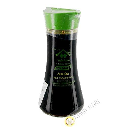 Yamasa Salsa di Soia a Basso Contenuto di Sale - 150 ml