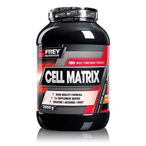 Frey Nutrition Cell Matrix Orange, 1er Pack (1 x 2 kg)