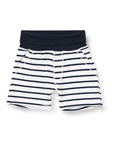 Bellybutton mother nature & me Baby-Jungen Shorts, Blau (Navy Blazer|Blue 3105), (Herstellergröße: 68)