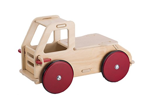 Fantastic Deal! HABA Moover Baby Truck, Natural Wood
