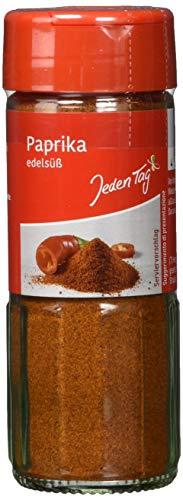 Jeden Tag Gewürz Glas, Paprika edelsüß, 50 g