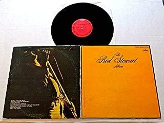 The Rod Stewart Album - Mercury Records 1969 - Used Vinyl LP Record - 1971 Pressing - Street Fighting Man - Handbags And Gladrags - Cindy's Lament