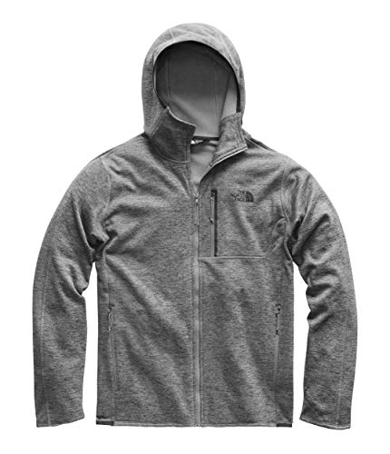 The North Face Men's Canyonlands Hoodie, TNF Medium Grey Heather, Size M