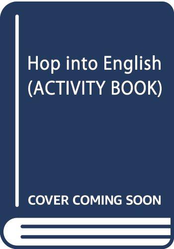 Hop into English (ACTIVITY BOOK)の詳細を見る