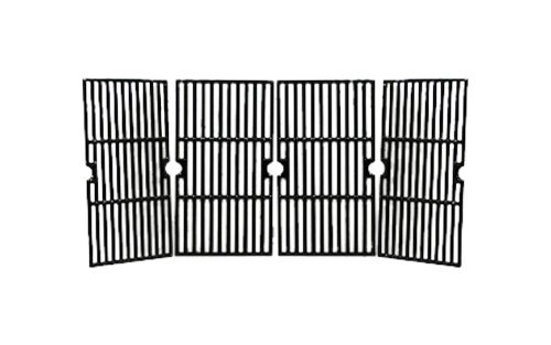 Price comparison product image Music City Metals Matte Cast Iron Cooking Grid Replacement for Gas Grill Model Charbroil 463230710