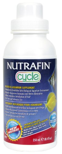 Nutrafin Cycle Bio Filter Supplement - 8.4...