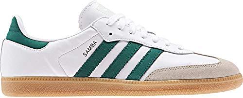 adidas Samba OG Calzado FTWR White/Green