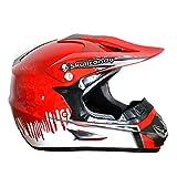 Casco de motocicleta Casco de carreras Carace completo Casco de motocross Capacete Da Motocicleta Cascos Moto Casque DOT