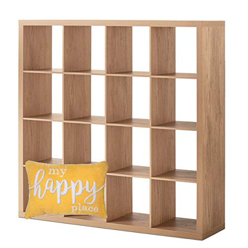 Better Homes and Gardens 16-Cube Organizer and 14