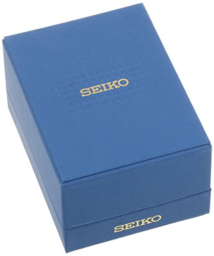 Seiko Homme Analogique Quartz Montre avec Bracelet en Acier Inoxydable SGF206