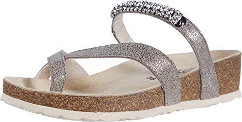 Mephisto Women's Solaine Sandals Dark Taupe 9 M US