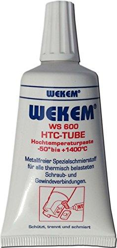WEKEM WS 600 HTC-Tube 30 g