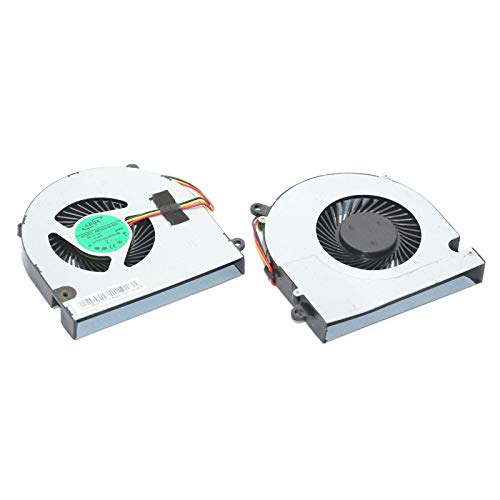 Ellenbogenorthese-LQ Ventilador de CPU Nuevo reemplazo de Ventilador de refrigeración de CPU para FUJITSU Lifebook N532 NH532 CP579513 AB7505HX-G03 Accesorios NAPA.