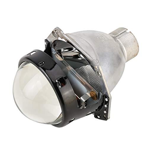 H4 3,0-Zoll-Auto Modifikation Bi-Xenon-Projektorobjektiv Licht für D-Serie Glühbirne, Links Fahren