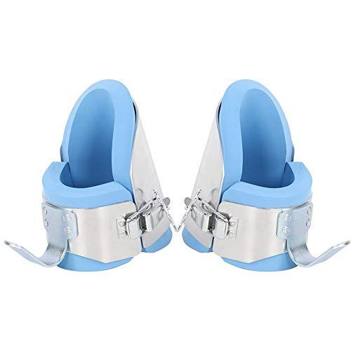 Alomejor Gravity Boots mit Schnellspannverschluss Sport Hängeschuhe Gym Fitness Inversion Boots für die Gesundheit Knochenwachstum Blutkreislauf Exerciser