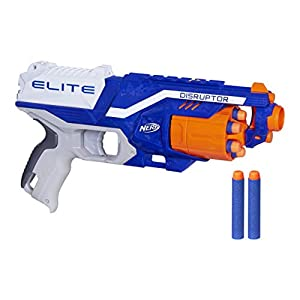 NERF N-Strike Elite Disruptor Nerf Gun review 2019