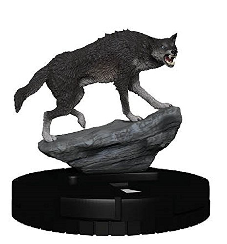 Heroclix Thor Ragnarok #015 Fenris Wolf Complete with Card (Chase Figure)