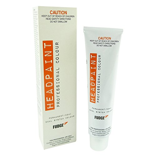 Fudge Head Paint couleur des cheveux Coloration 60 ml 66.43 Dark Intense Copper or Blond