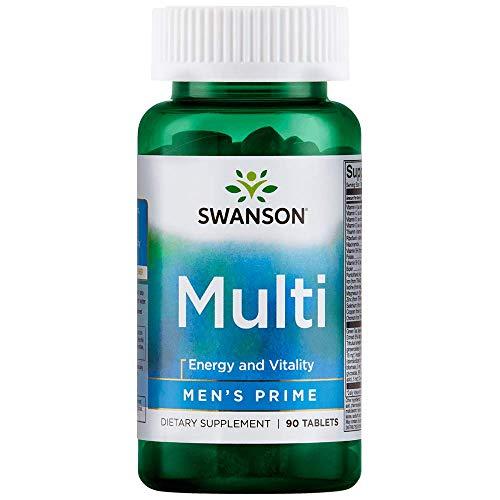 Swanson Multi Men's Prime, 90 tabs