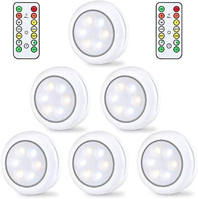 Litake Puck Lights