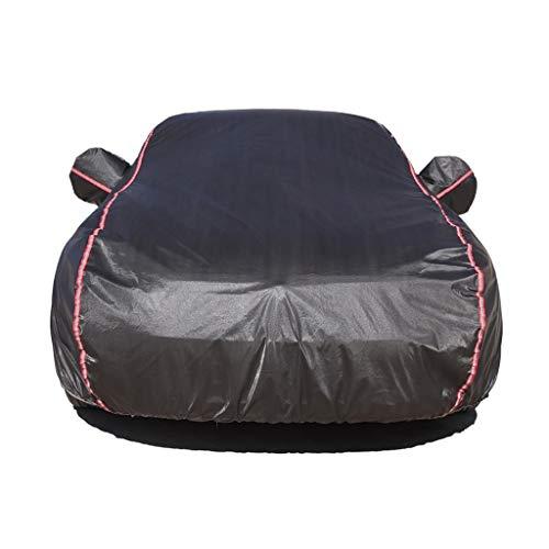 Autoabdeckung Kompatibel mit Chevrolet Bel Air Wagon Vier Jahreszeiten universal Oxford Tuch Material Reißverschluss Typ UV wasserdicht Staubabdeckung Auto Auto Kleidung Auto Abdeckung i