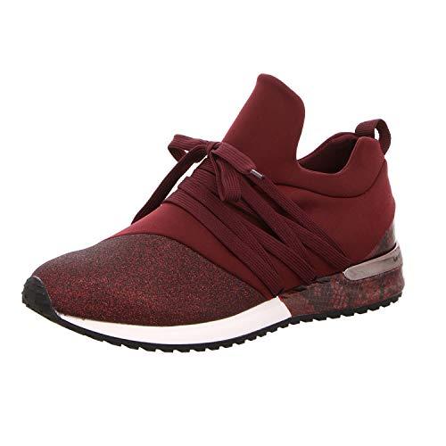 La Strada dames sneaker 966453-4031 rood 534267