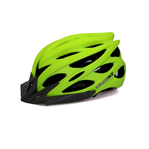 Fantastic Deal! QIKE Bike Helmet, Lightweight Microshell Design, Sizes for Adults, Youth and Childre...