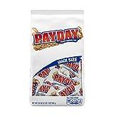 Hershey's Payday Peanut Caramel Snacksize Candy Bar Jumbo Bag, 33 oz
