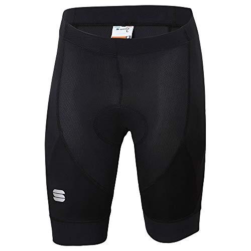 Sportful Pantaloncini Ciclismo Neo Uomo, Black