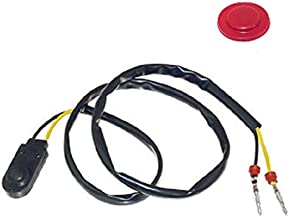 New JSP Aftermarket Start Stop Ignition Switch Button Kit Compatible with Sea Doo 278000427 278000501 277000306