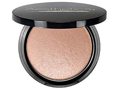 Aesthetica Starlite Highlighter - Metallic Shimmer Highlighting Makeup Powder