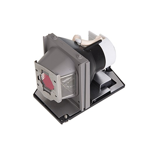 ECHOEY 2400MP/310-7578/725-10089 Proyector bombilla de lámpara de repuesto de alta calidad compatible con Generic vivienda para Dell 2400MP