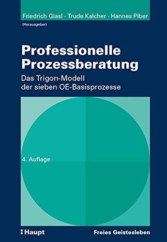 Professionelle Prozessberatung: Das Trigon-Modell der sieben OE-Basisprozesse