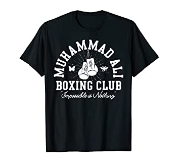 Muhammad Ali Boxing Club T-Shirt