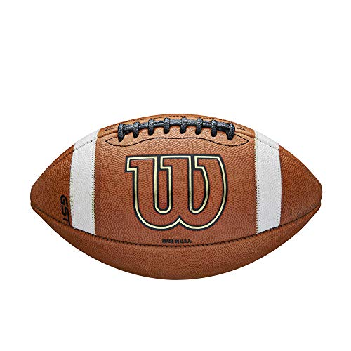 Wilson NCAA GST Game Football