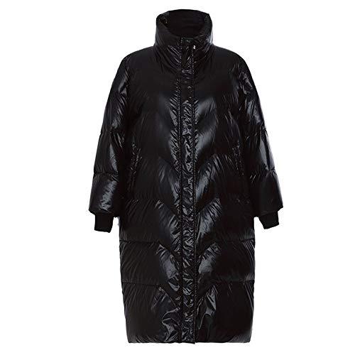DPKDBN donsjack, mantel winter dames lang wit eendendonsjack lichtgroen zwart jassen parka dames mantel warme bovenkleding