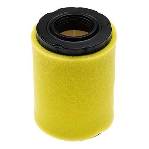 vhbw Filterset (1x Luftfilter, 1x Vorfilter) passend für Briggs & Stratton 31E777-4500-G5 Motor für Rasentraktor