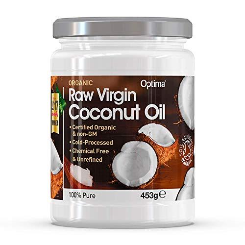 Optima Olio di Cocco Biologico, 453 g