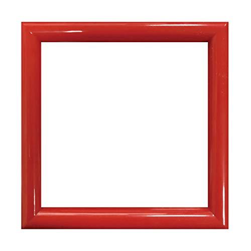 Diamond Dotz Schilderij Accessoire: Starter Frame: 7 x 7cm: Rood, Gesorteerd, 7 x 7 cm