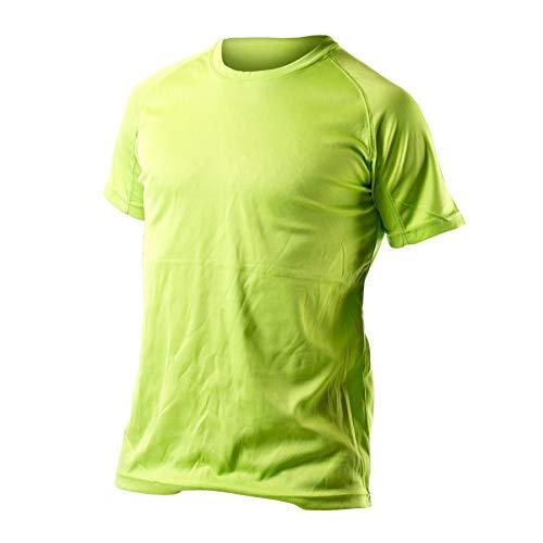 Valento Tecnica, Camiseta, Verde Manzana, Talla 6/8: Amazon.es ...
