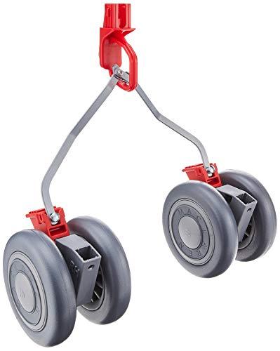 Maclaren Quest Vorder- und Hinterräder - Passt sicher auf Quest Buggys, um noch mehr Kilometer zurückzulegen. Erhältlich in silber
