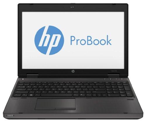 HP ProBook 6570b 39,6 cm (15,6 Zoll) Notebook (Intel Core i5 3230M, 2,6GHz, 4GB RAM, 500GB HDD, Win 8 Pro) schwarz