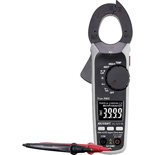 Pince ampèremétrique numérique VOLTCRAFT VC-523 SE CAT III