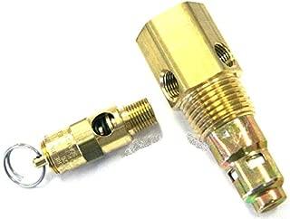 """New Air Tool Parts CV4X4TA-175 Air Compressor Check Valve 1/2"""" X 1/2"""" NPT Rolair CV4X4TA"""