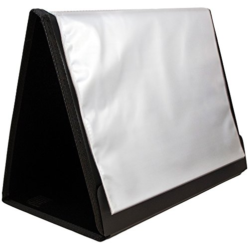 JAM Paper Easel Fold Booklet Style Display Books - 9 1/2