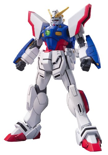 Bandai # 127 Shining Gundam 1/144 High Grade Future Century
